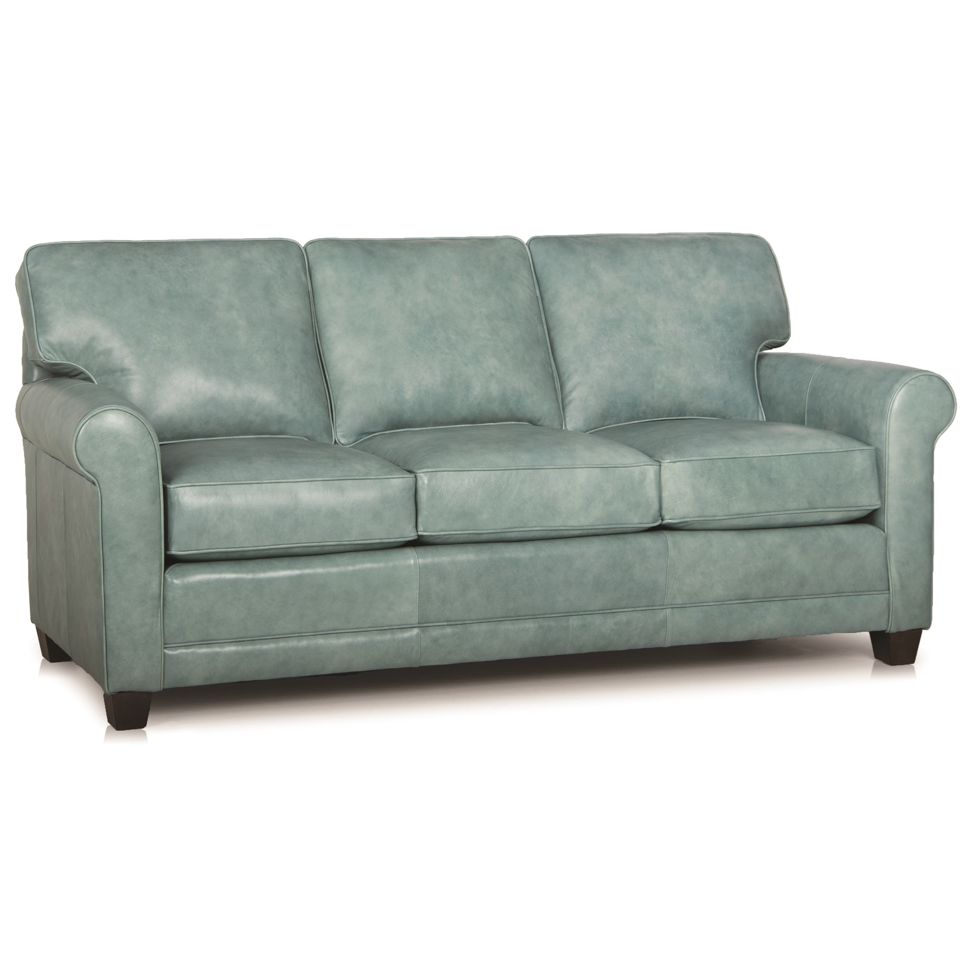 366 Stationary Sofa by Smith Brothers at Pilgrim Furniture City
