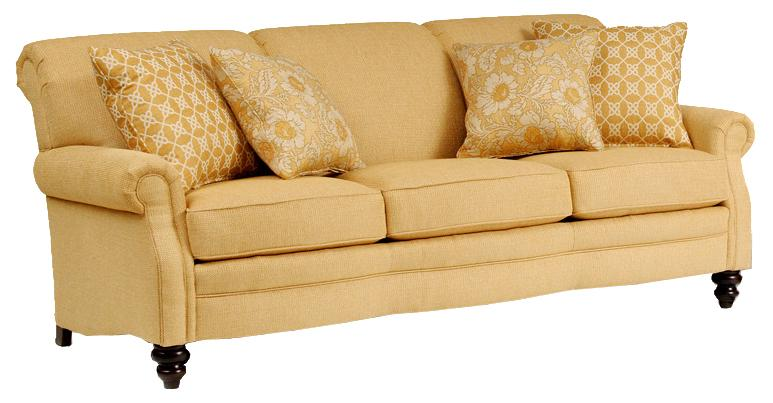 383 Customizable Sofa by Smith Brothers at Rooms for Less