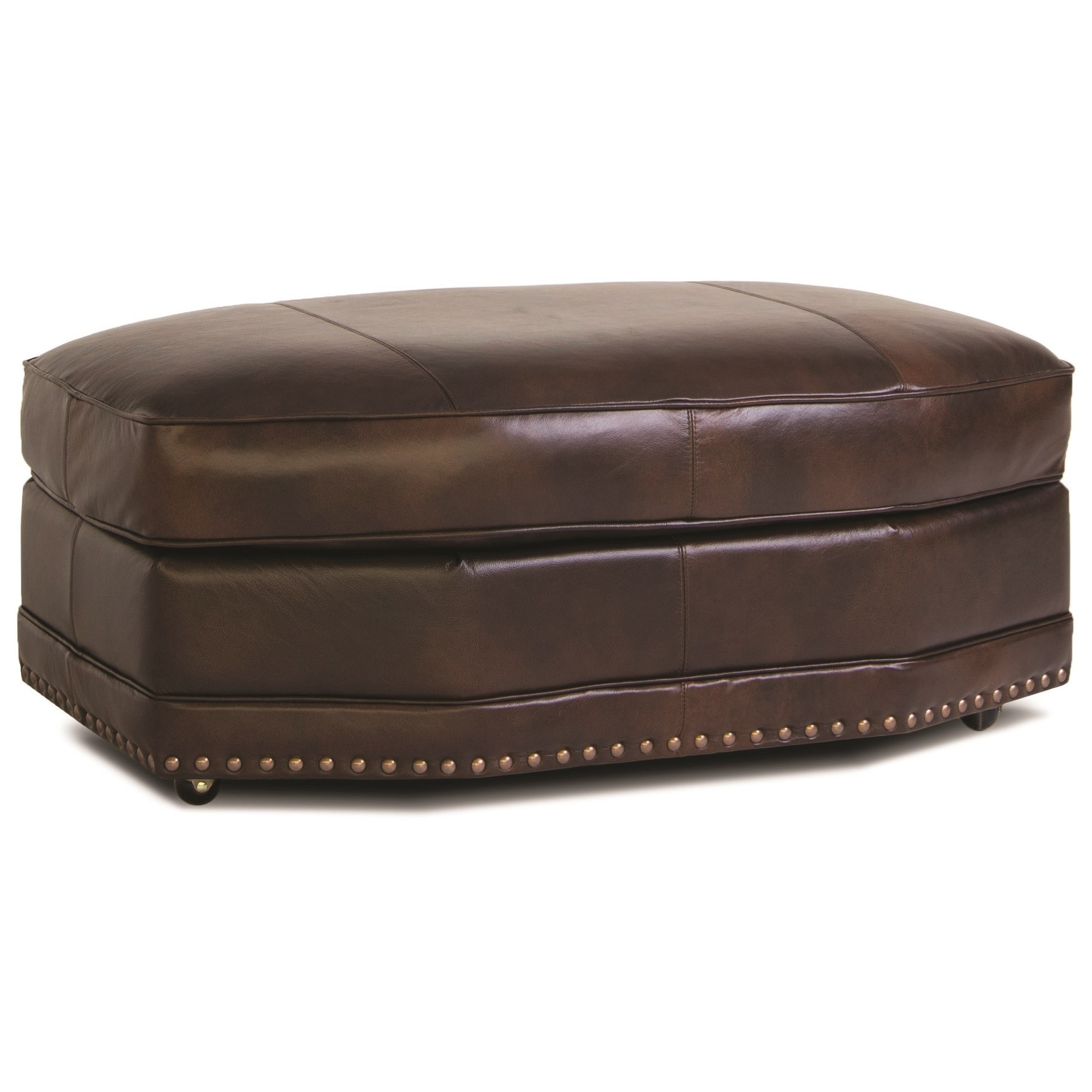 393 Ottoman by Smith Brothers at Turk Furniture