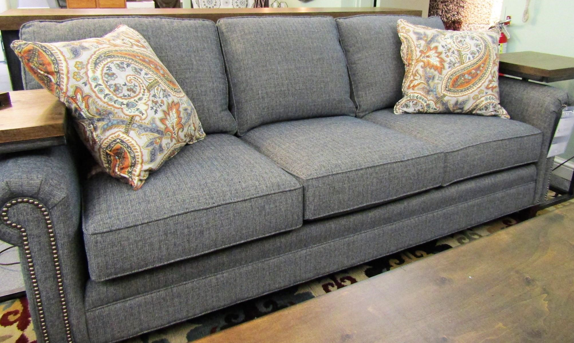 395 Style Group Sofa by Smith Brothers at O'Dunk & O'Bright Furniture