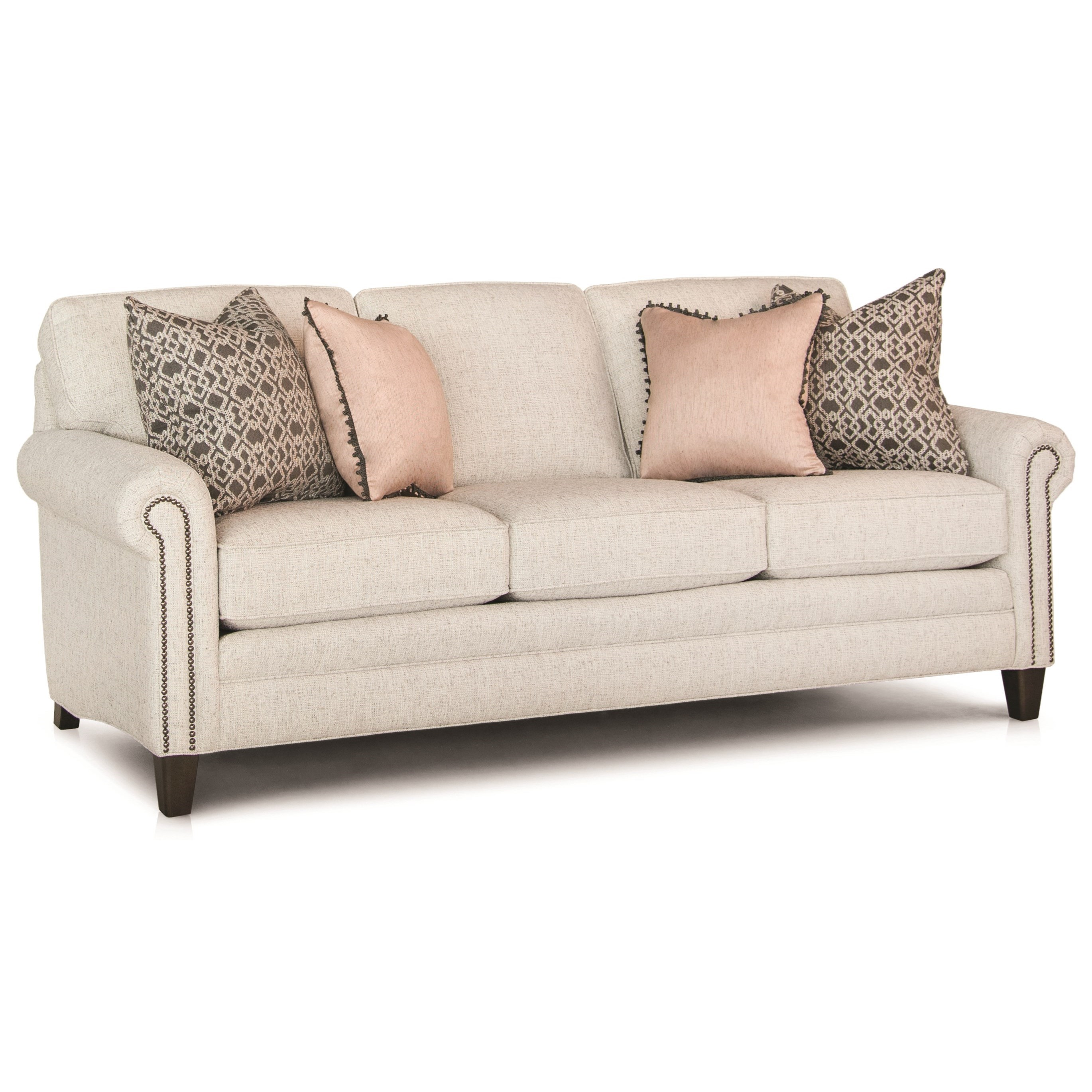 395 Style Group Sofa by Smith Brothers at Saugerties Furniture Mart