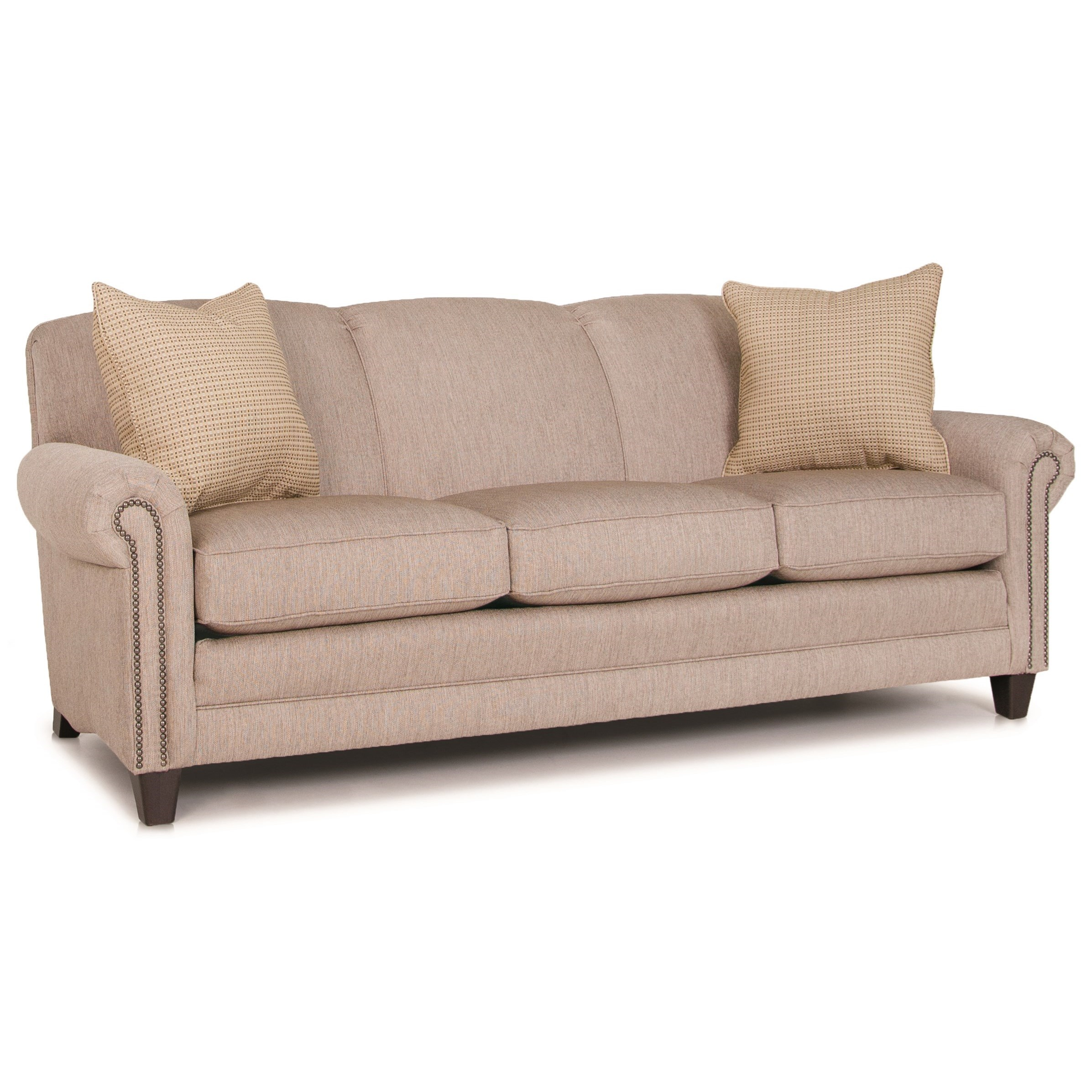 397 Stationary Sofa by Smith Brothers at Rooms for Less