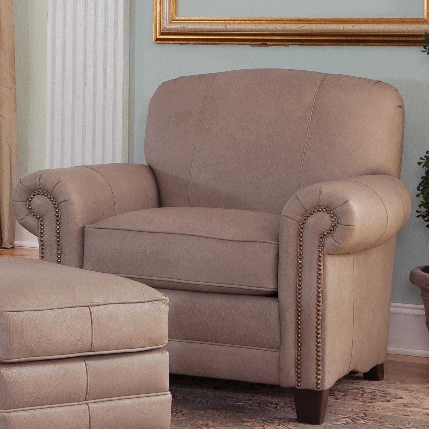 397 Upholstered Chair by Smith Brothers at Rooms for Less