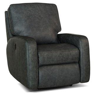 419 Swivel Glider Reclining Chair by Smith Brothers at Sprintz Furniture