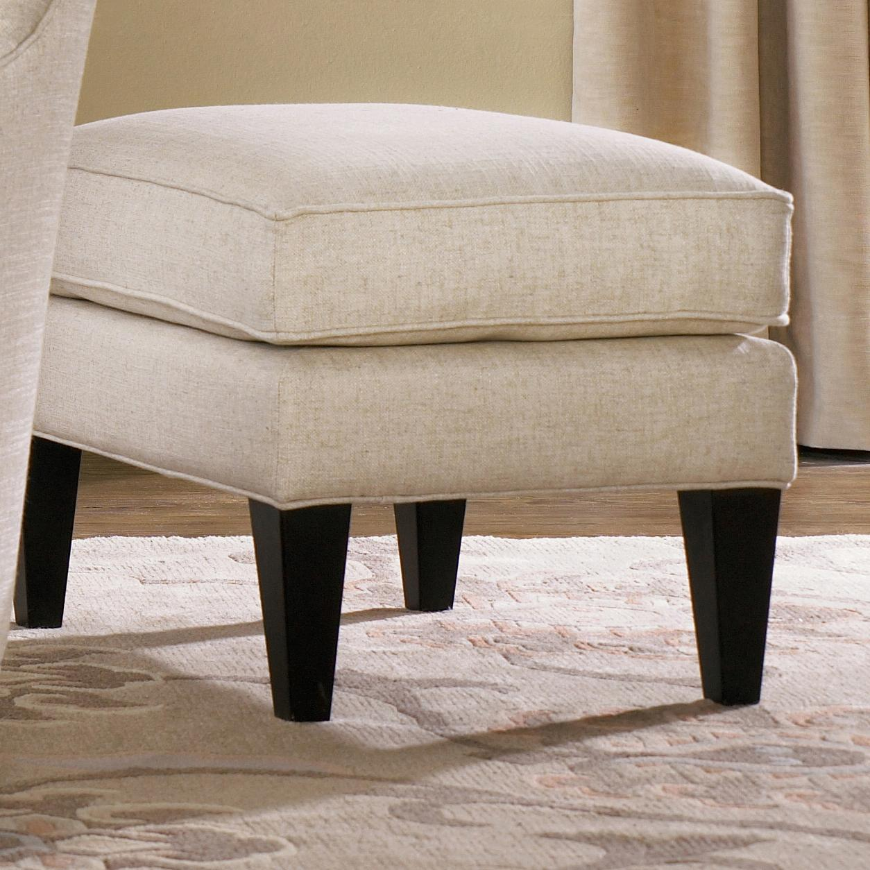 502 Style Group Ottoman by Smith Brothers at Turk Furniture