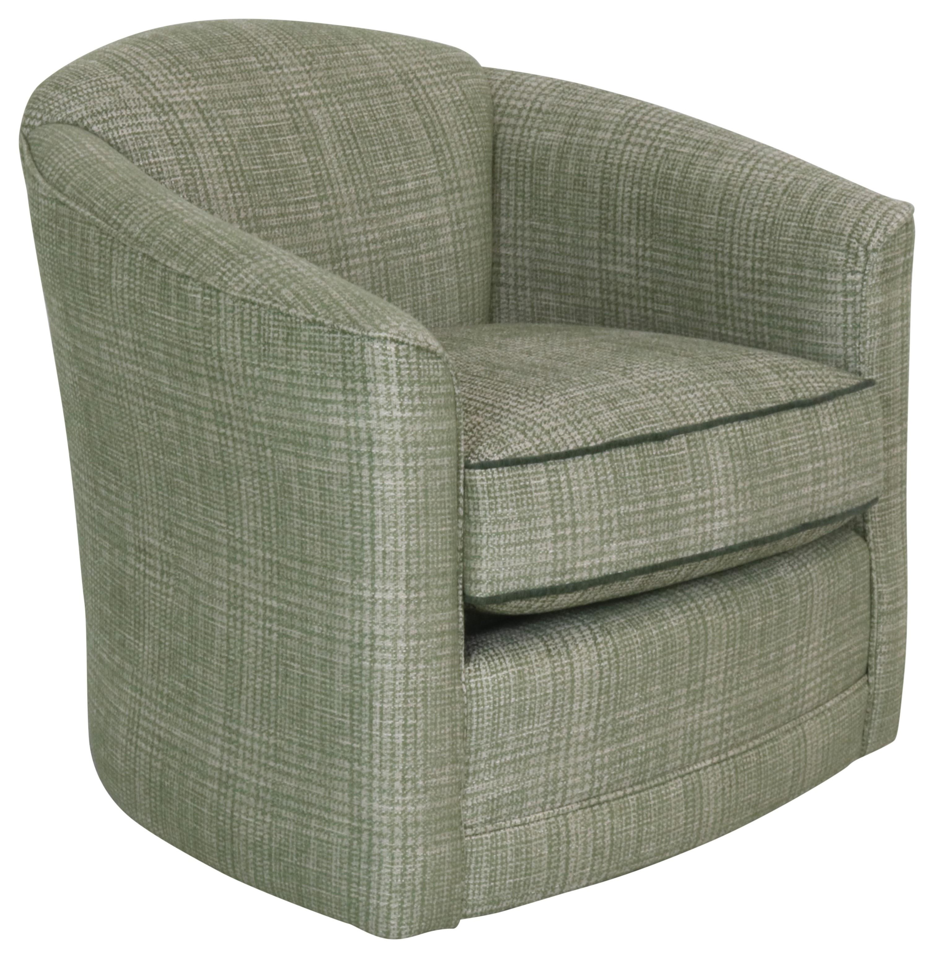 506 Swivel Chair by Smith Brothers at Sprintz Furniture