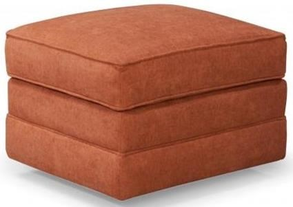 514 Ottoman by Smith Brothers at Gill Brothers Furniture