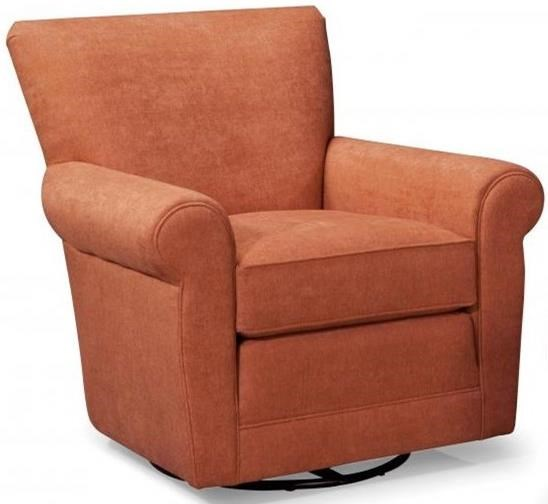514 Swivel Glider Chair by Smith Brothers at Miller Home