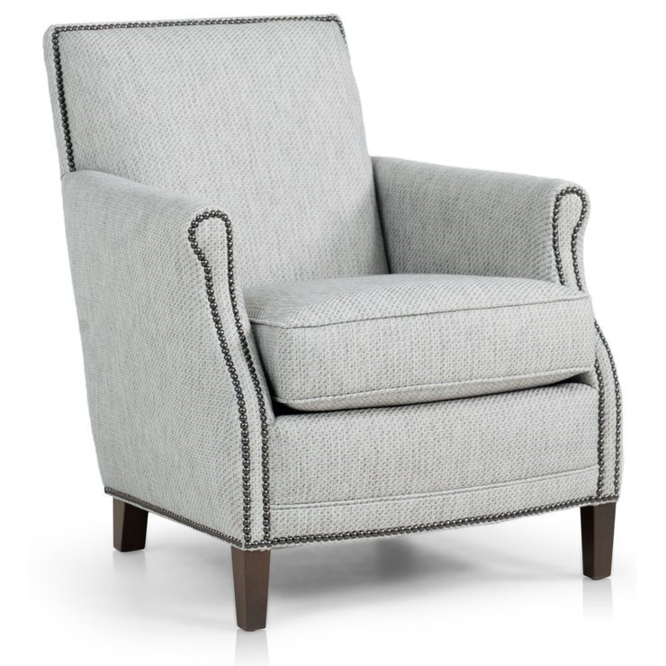 517 Chair by Smith Brothers at Sprintz Furniture