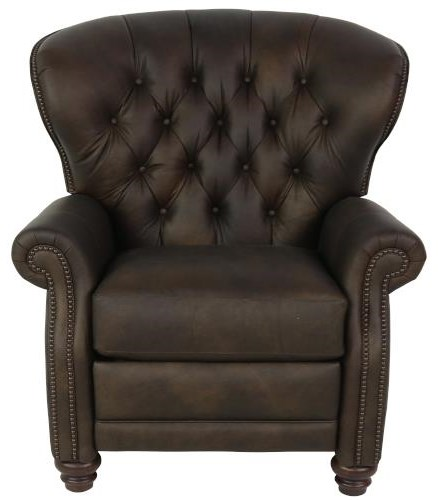 522 Recliner by Smith Brothers at Sprintz Furniture