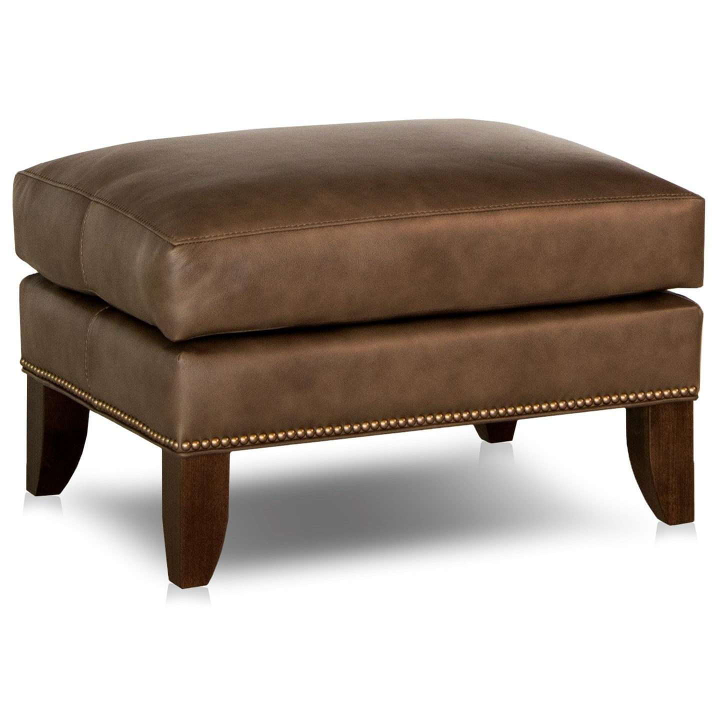 538 Ottoman by Smith Brothers at Westrich Furniture & Appliances