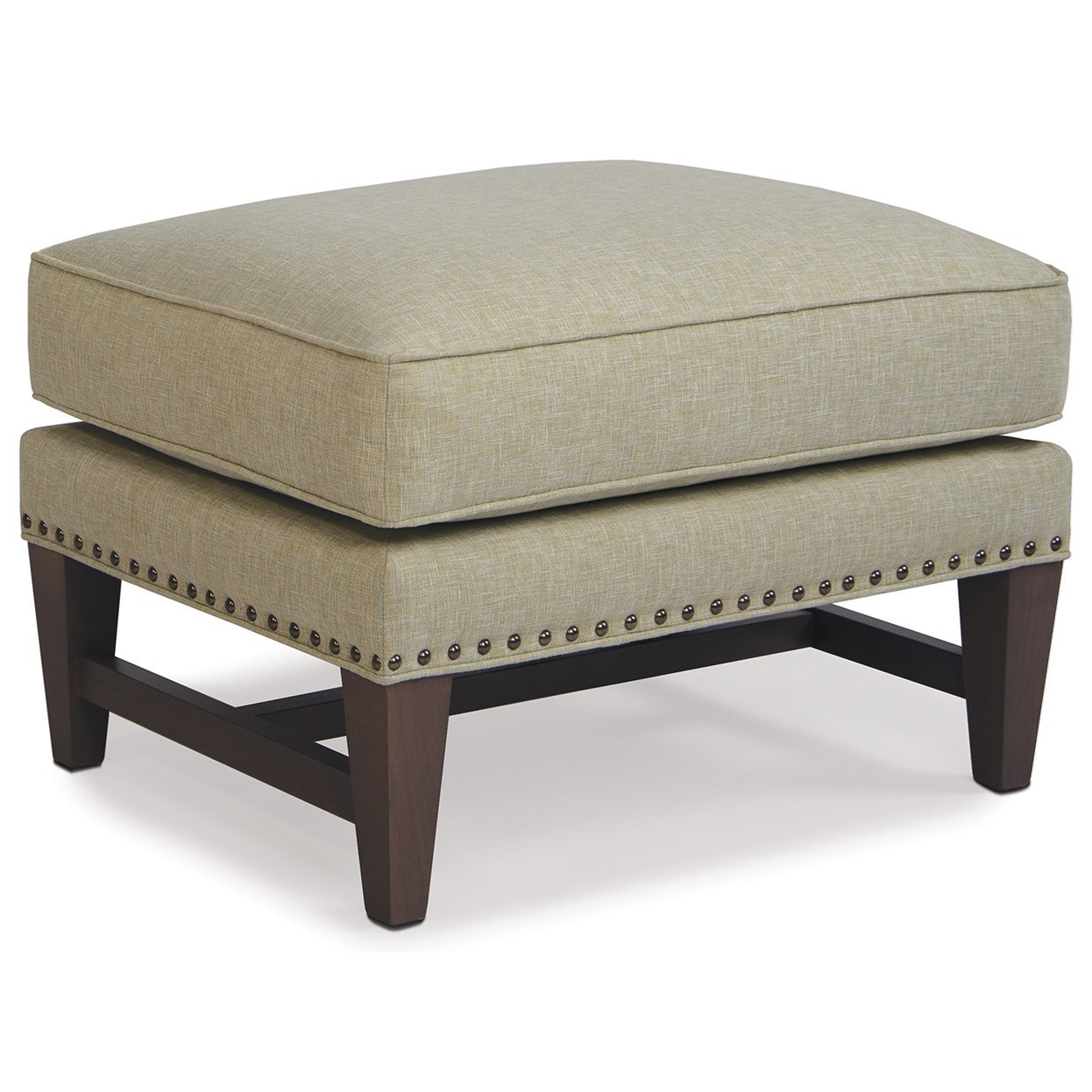 543 Ottoman by Smith Brothers at Sprintz Furniture