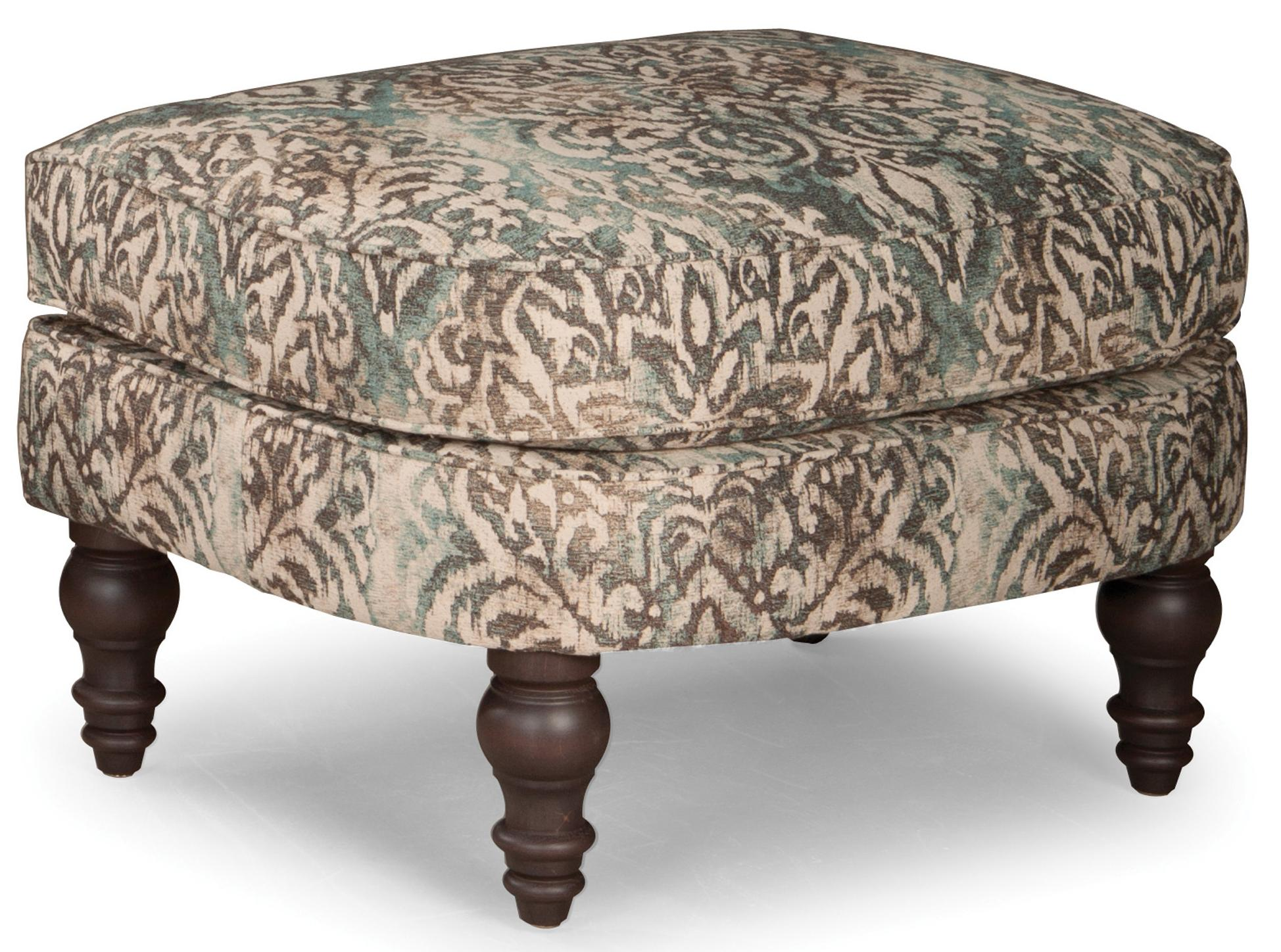568 Ottoman by Smith Brothers at Miller Home