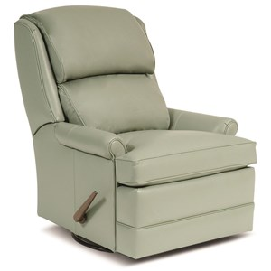 3 Position Recliner w/ Handle
