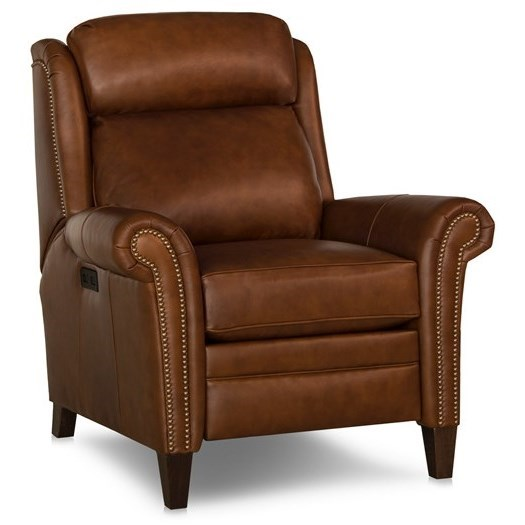 730 Motorized Recliner Chair by Smith Brothers at Coconis Furniture & Mattress 1st