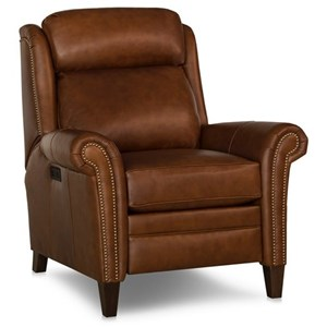 Traditional Motorized Recliner Chair with Adjustable Headrest