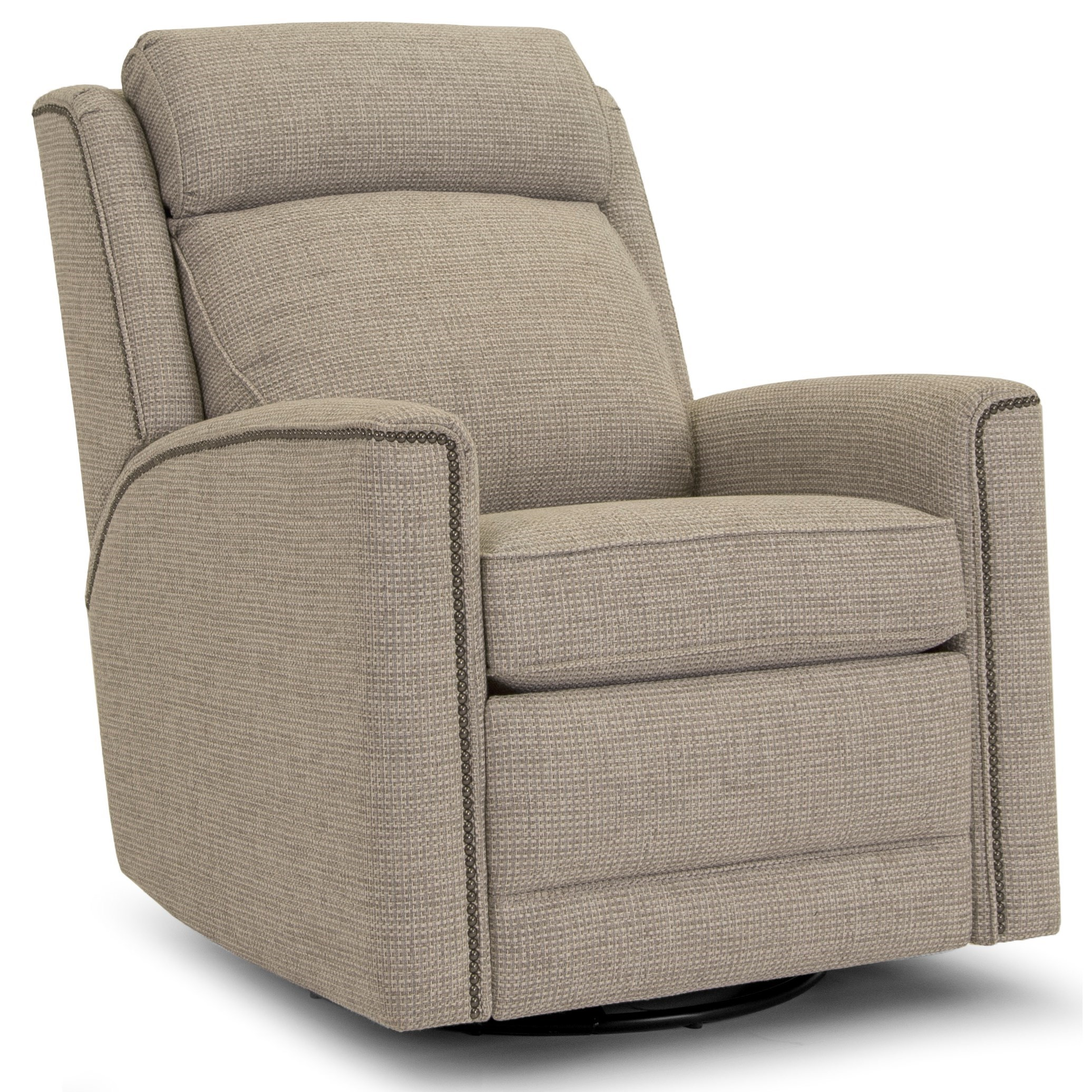 736 Power Recliner by Smith Brothers at Saugerties Furniture Mart
