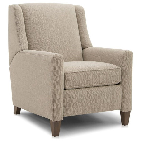 748 Power High-Leg Recliner by Smith Brothers at Mueller Furniture