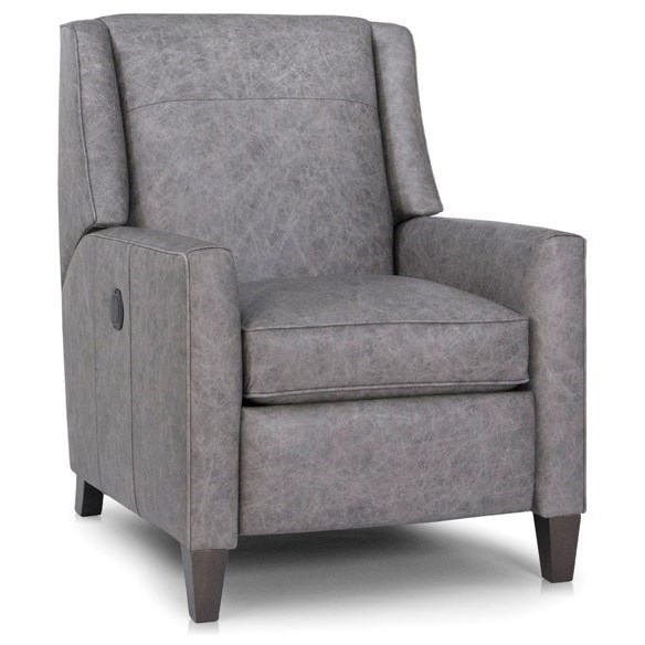 748 Power High-Leg Recliner by Smith Brothers at Sprintz Furniture