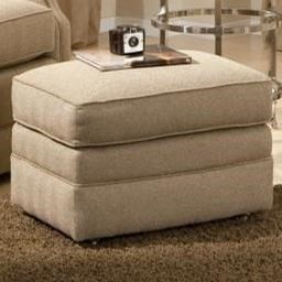820 Ottoman by Smith Brothers at Sprintz Furniture