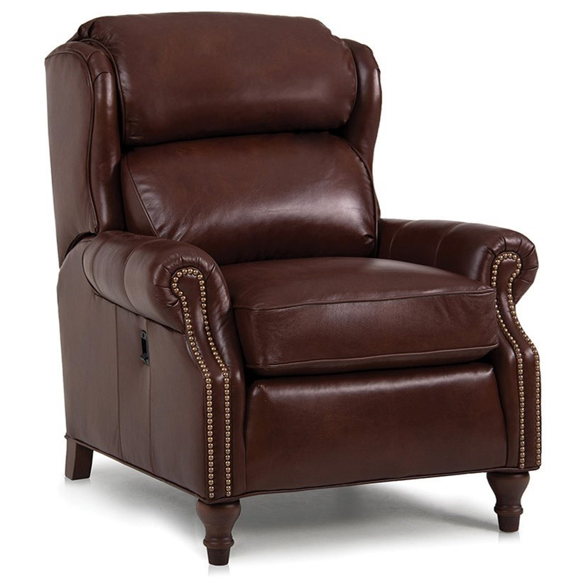 932 Tilt-Back Chair by Smith Brothers at Saugerties Furniture Mart