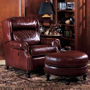 Tilt-Chair and Ottoman