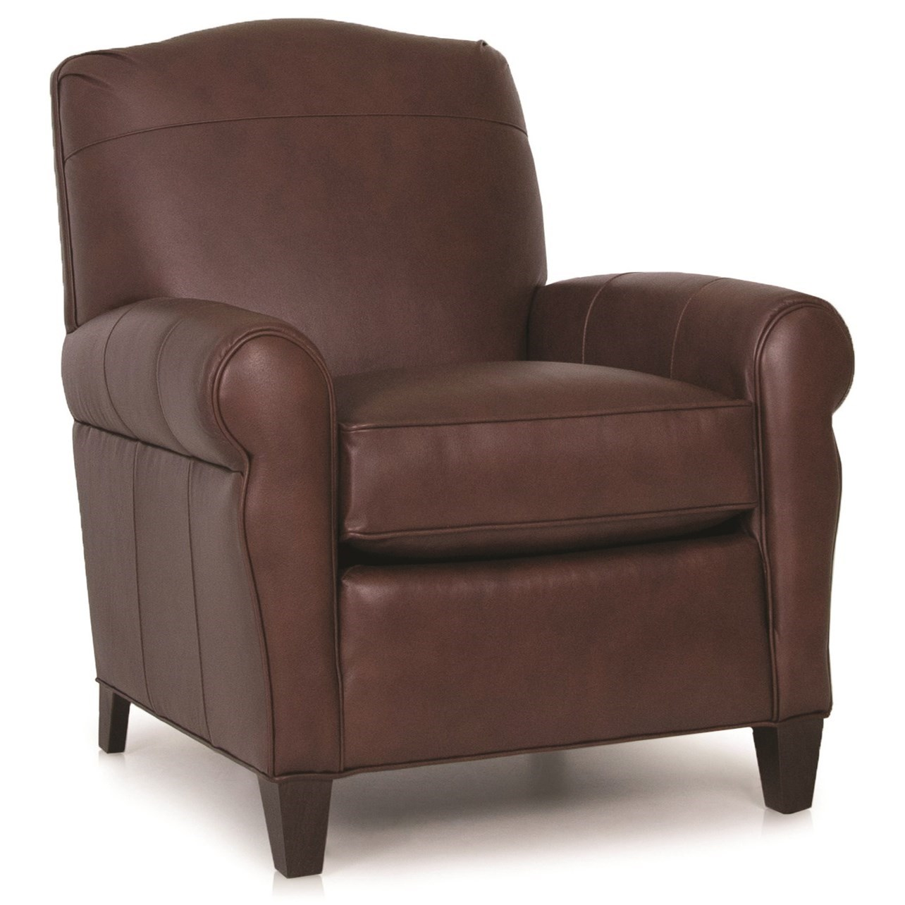 933 Upholstered Chair by Smith Brothers at Pilgrim Furniture City