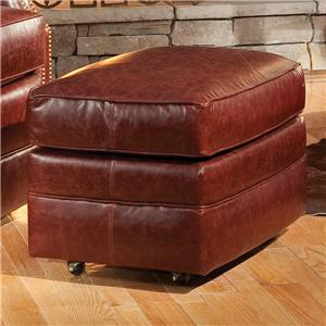 Smith Brothers Accent Chairs and Ottomans SB Ottoman
