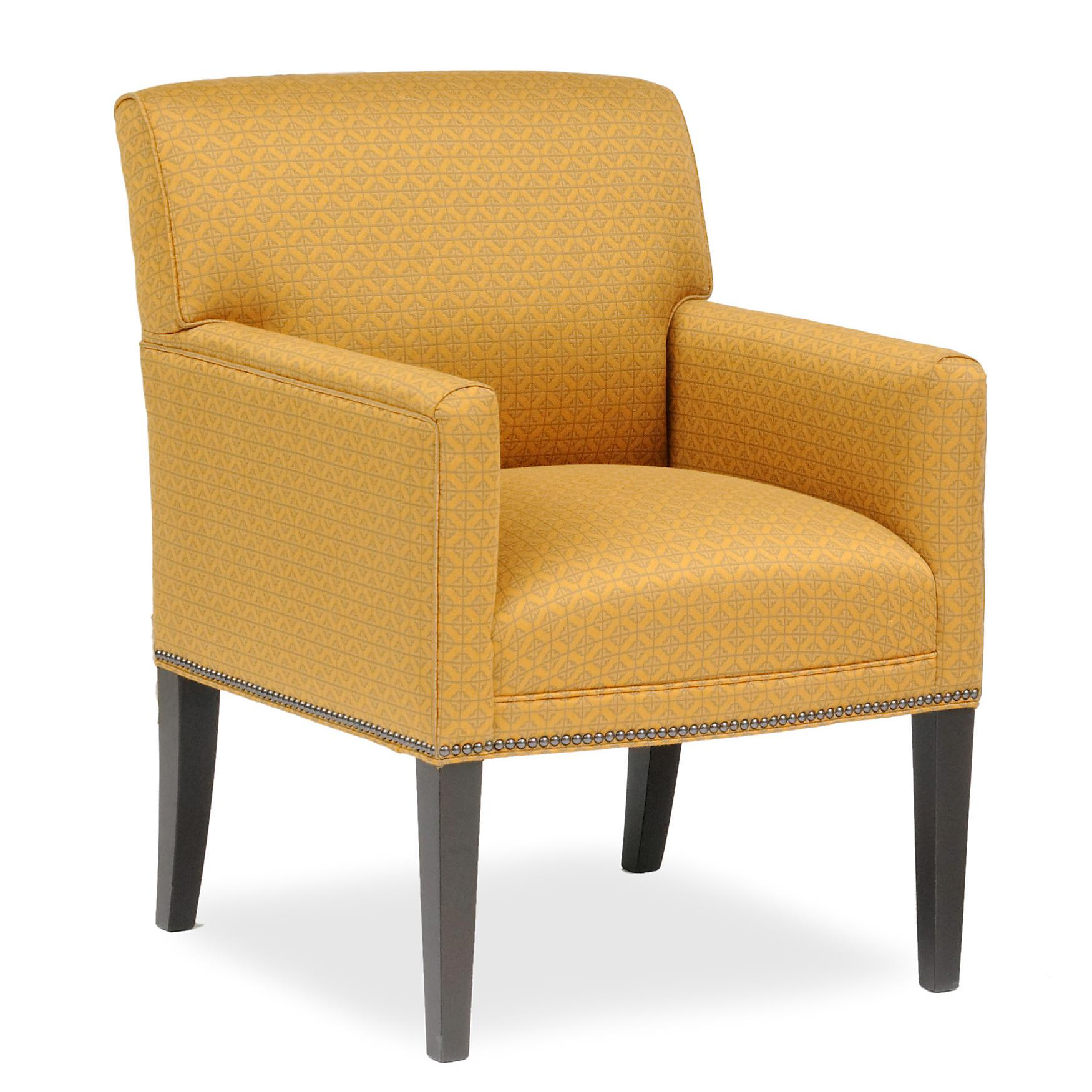 Accent Chairs and Ottomans SB Upholstered Chair by Smith Brothers at Pilgrim Furniture City