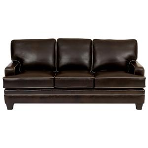 Accent Sofa with Tapered Leg