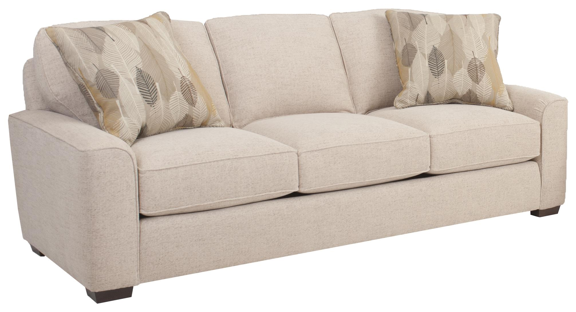 Build Your Own (8000 Series) Sofa by Smith Brothers at Mueller Furniture
