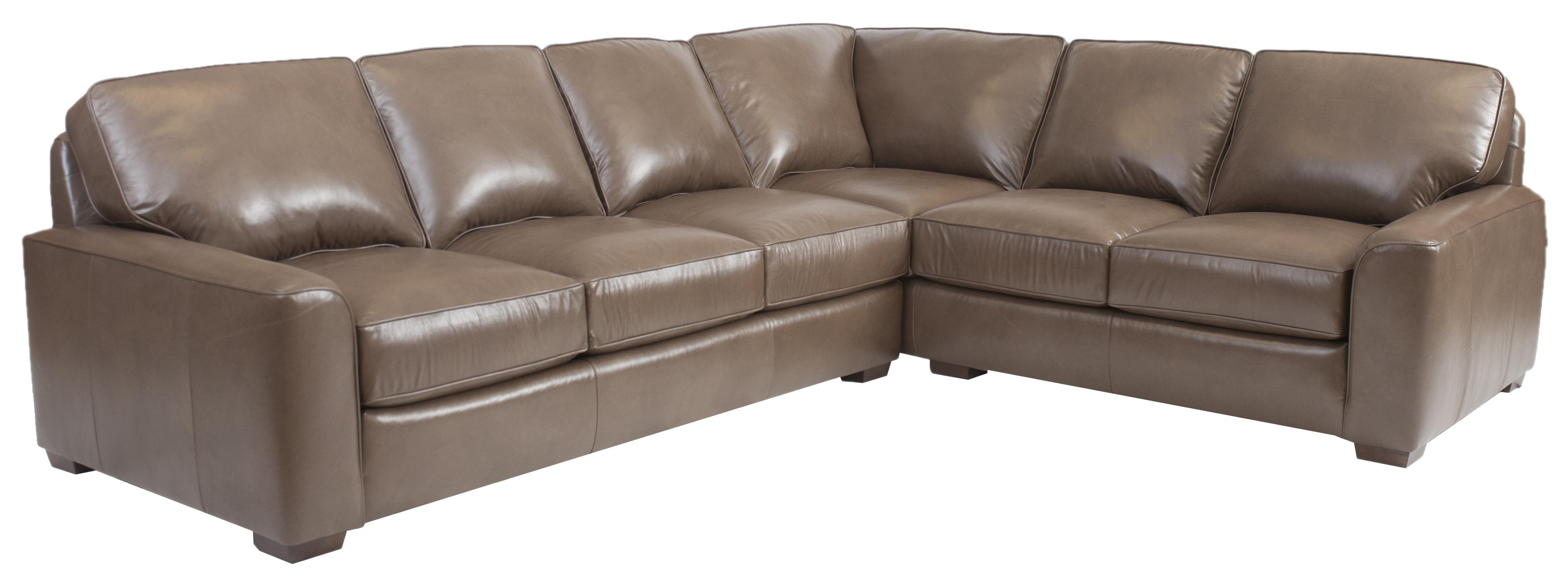 Build Your Own (8000 Series) Sectional Sofa by Smith Brothers at Mueller Furniture