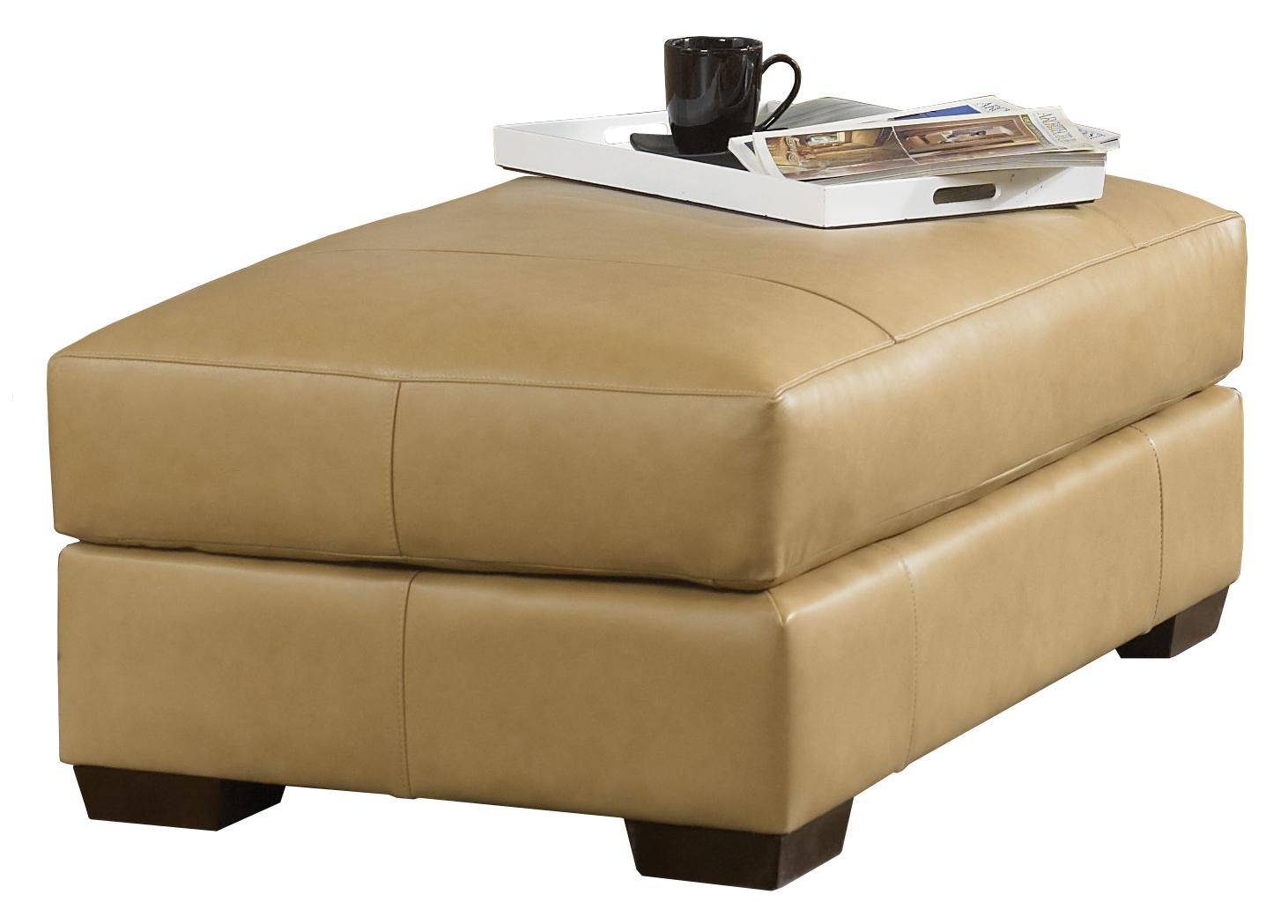 Build Your Own (8000 Series) Ottoman by Smith Brothers at Mueller Furniture