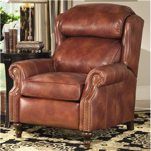 Traditonal Big/Tall Motorized Recliner