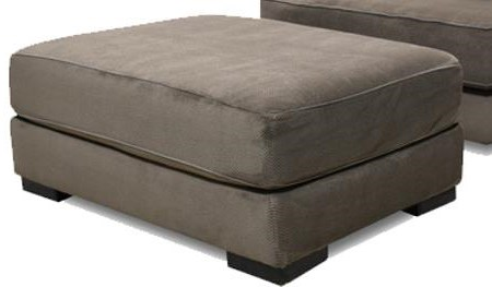 Brentwood Oversized ottoman at Walker's Furniture