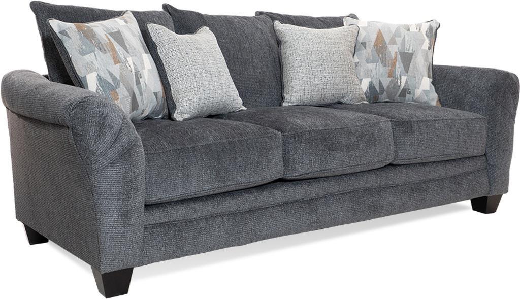 Titan Casual Sofa at Walker's Furniture
