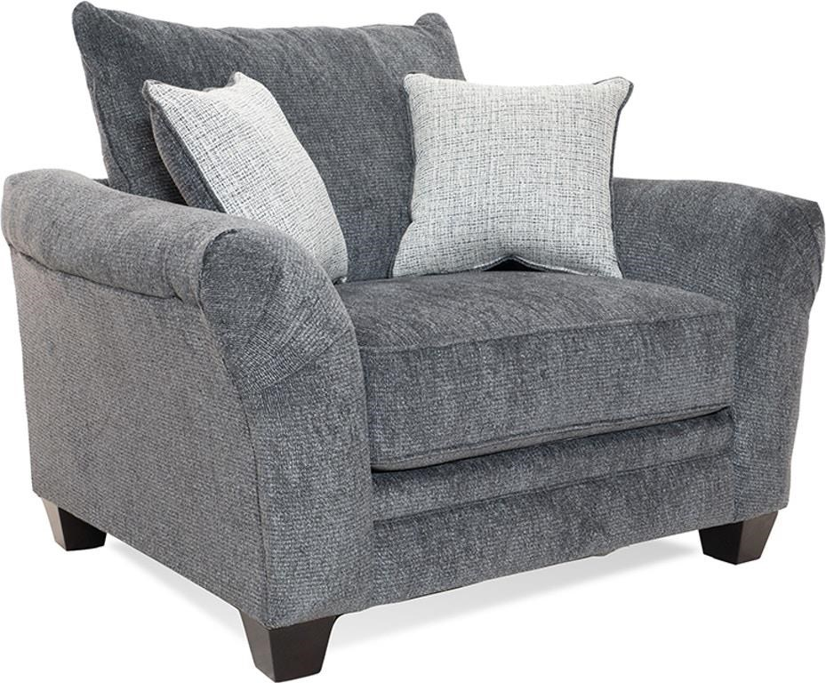 Titan Over Size Upholstered Chair at Walker's Furniture