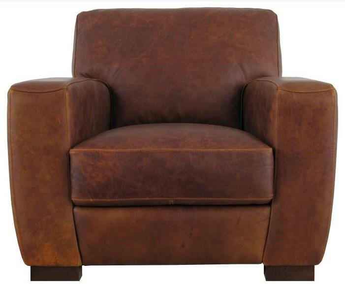 Palermo Chair by Virginia Furniture Market Premium Leather at Virginia Furniture Market