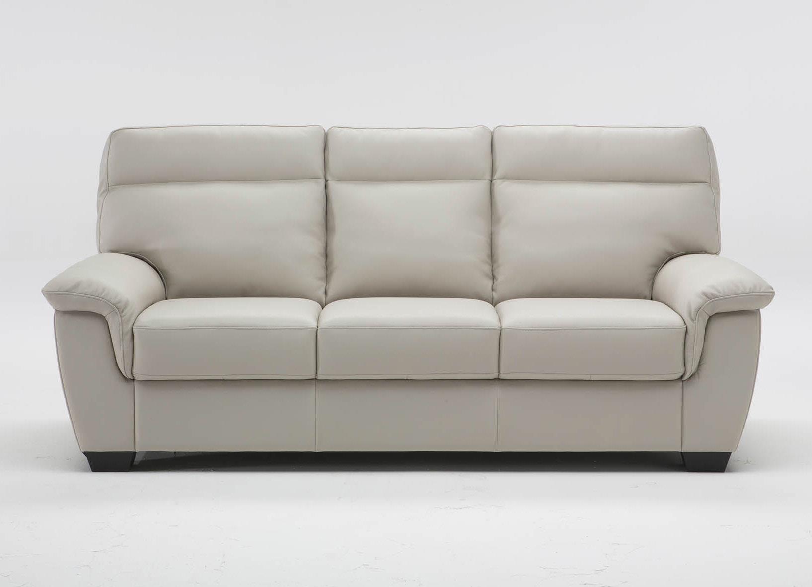 Casual Leather Sofa