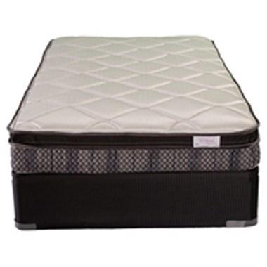 Artisan Euro Top Twin XL Euro Top Mattress Set by Solstice Sleep Products at Virginia Furniture Market