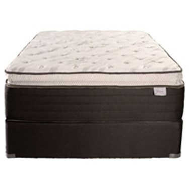 Cavilier Pillow Top King Pillow Top Mattress Set by Solstice Sleep Products at Virginia Furniture Market