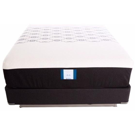 "Grand Velas Luxury Queen 11"" Hybrid Luxury Mattress Set by Solstice Sleep Products at Virginia Furniture Market"