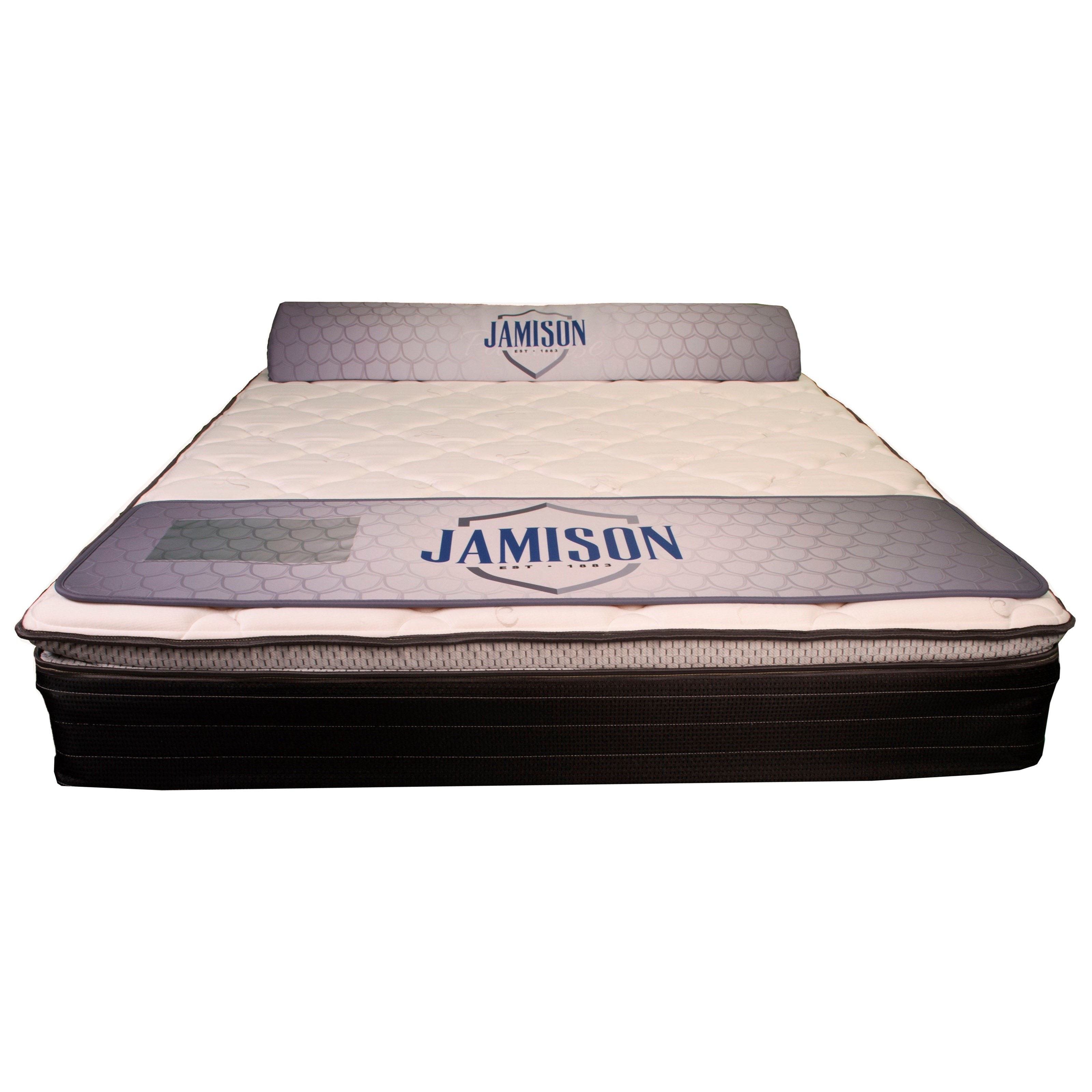 """The Duval PT Full 11"""" Pillow Top Mattress by Solstice Sleep Products at Virginia Furniture Market"""