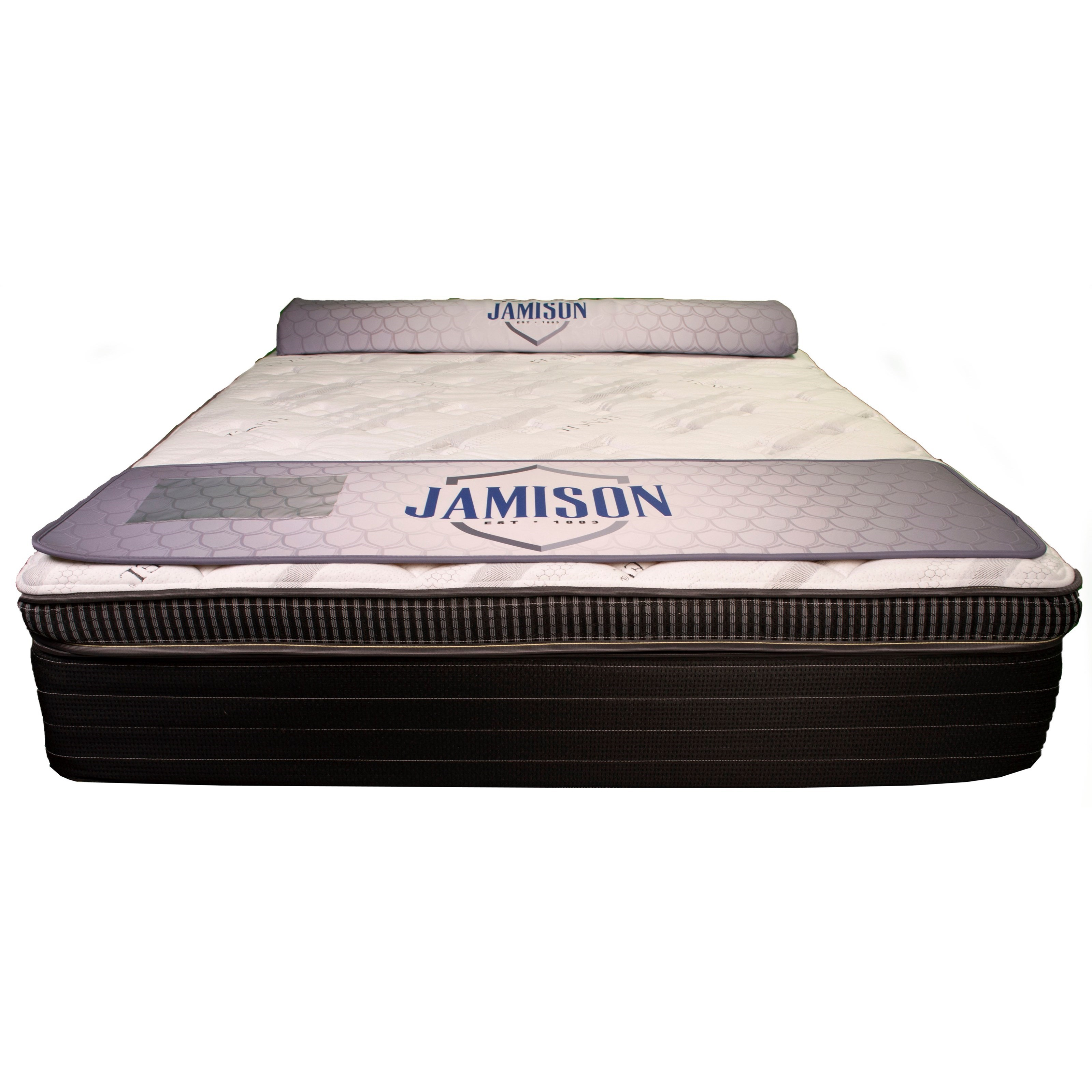 """Winter Haven BPT Twin 14 1/2"""" Box Top Mattress by Solstice Sleep Products at EFO Furniture Outlet"""