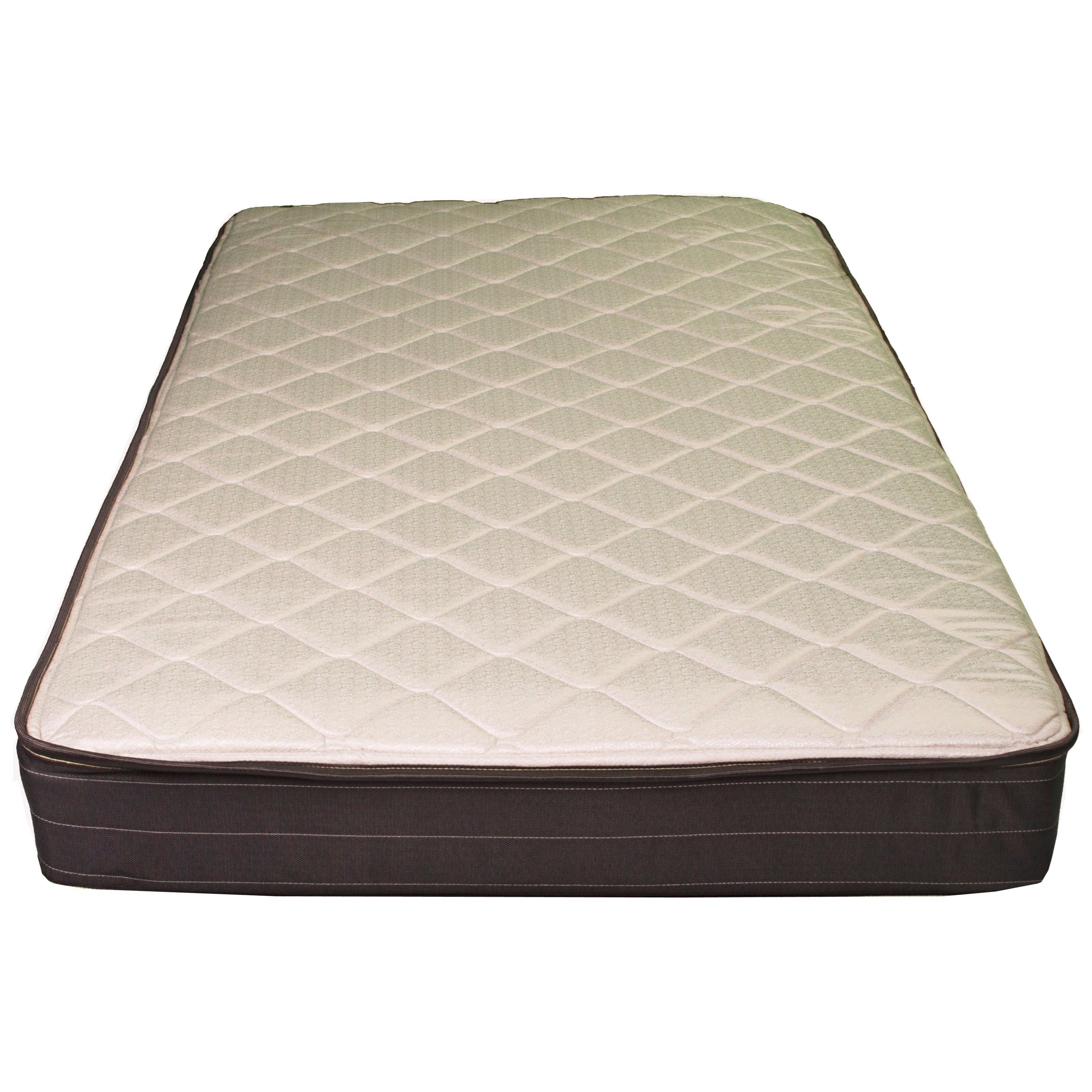 """Artisan Queen 7 1/2"""" Firm Mattress by Solstice Sleep Products at EFO Furniture Outlet"""