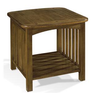 Somerton Craftsman End Table
