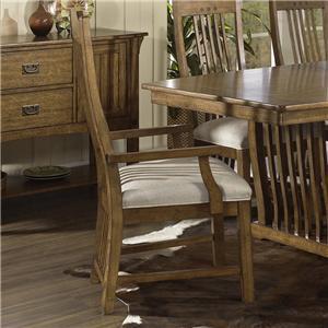Somerton Craftsman Dining Arm Chair
