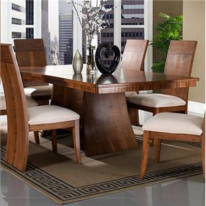 Somerton Milan Pedestal Dining Table