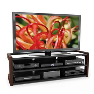 """Sonax TV Component Benches Milan 60"""" Quick Click TV Component"""