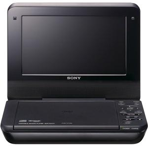 "Sony  Blu-ray Disc and DVD Players 7"" Portable DVD Player"